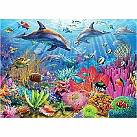 Coral Reef 1000 Piece Jigsaw Puzzle