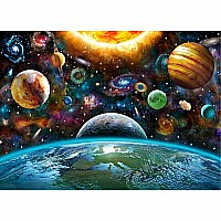 The Universe 1000 Piece Jigsaw Puzzle