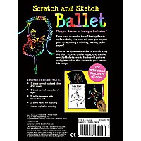 Ballet Scratch and Sketch