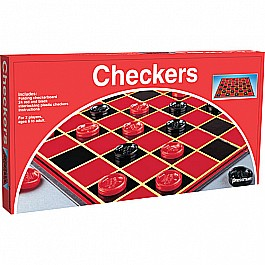 Checkers (folding Board)