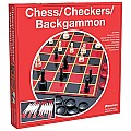Chess/ Checkers/ Backgammon