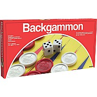 Backgammon With Folding Board