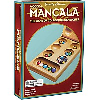 Folding Mancala In Box Sleeve