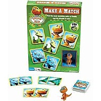 Dinosaur Train Make A Match