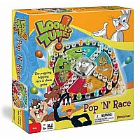 Looney Tunes POP 'n' Race Game