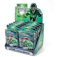 Green Lantern War Card Game