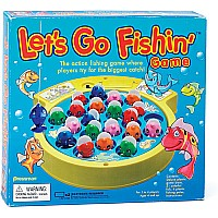 Lets Go Fishin' Game