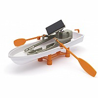 PlaySTEAM SunSeeker Solar Powered Rowboat Kit