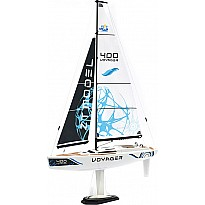 PlaySTEAM Voyager 400 Sailboat in Blue