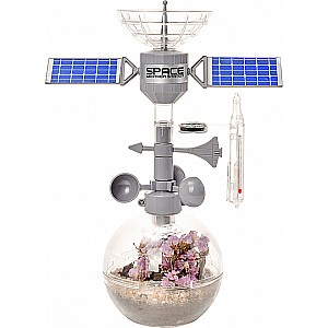 PlaySTEAM Space Weather Station Water Cycle Simulation Learning Kit