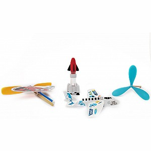 5-in-1 Aero Science Combo Flite Learning Set