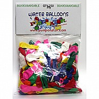 250 Biodegradable Water Balloons Refill Pack