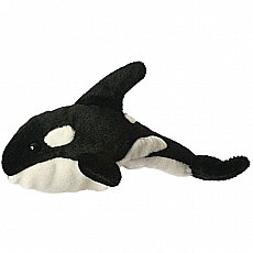 Finger Puppets - Whale (Orca)