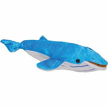 Finger Puppets - Whale (Blue)