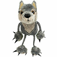 Finger Puppets - Wolf