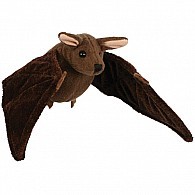 Finger Puppets - Bat (Brown)