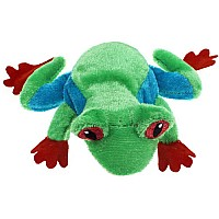 Finger Puppets - Frog - Tree