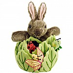 Rabbit In A Lettuce (with 6 Mini Beasts)