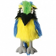 Blue Gold Macaw Puppet