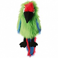 Military Macaw Puppet