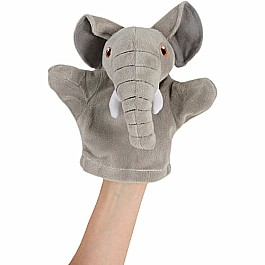 My First Puppets - Elephant