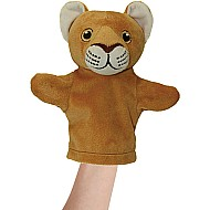 My First Puppets - Lion
