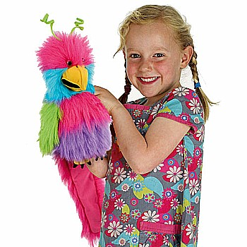 Hand Puppet Bird of Paradise (baby)