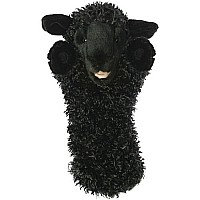 Sheep (black) Glove Puppet