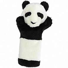 Long Sleeve Puppet - Panda