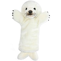 Harp Seal Pup Puppet