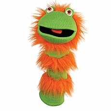 Sockettes Glove Puppets - Ginger