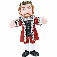 King Story Puppet