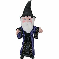 Wizard Story Puppet