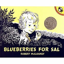 Blueberries for Sal (Soft Cover)