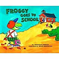 Froggy Goes to School