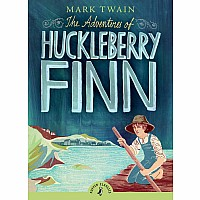The Adventures of Huckleberry Finn - Mark Twain