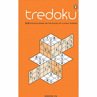 Tredoku: 3-D Puzzles Based on the Rules of Classic Sudoku