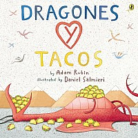 Dragons And Tacos Spanish Book