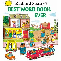Richard Scarry's Best Word Book Ever - Hardcover