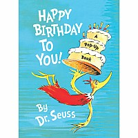 HAPPY BIRTHDAY TO YOU! Pop Up Book
