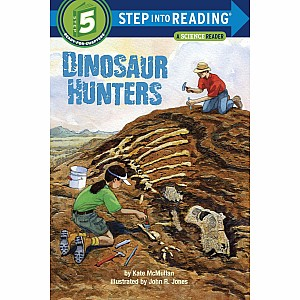 Step Into Reading- Dinosaur Hunters