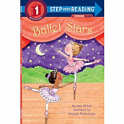 I Can Read: Ballet Stars