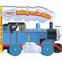 Rolling on the Rails Board Book