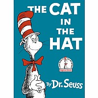The Cat in the Hat - Hardcover Book