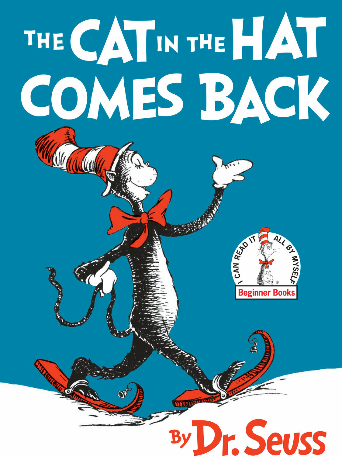 The Cat And The Hat Comes Back Online