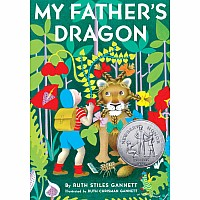 MY FATHER'S DRAGON PB Book