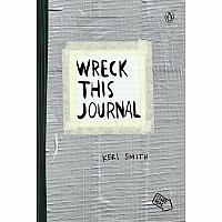 Wreck This Journal- Duct Tape Expanded Ed.