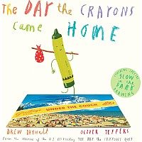 The Day the Crayons came Home Book
