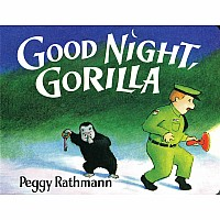 Good Night Gorilla Book