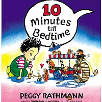 10 Minutes till Bedtime Board Book